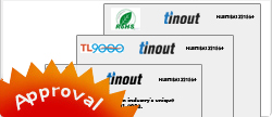 More Certifications in TINOUT
